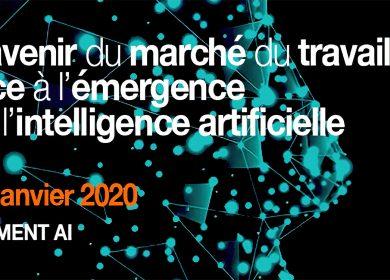 Colloque – L'IA et l'avenir du travail
