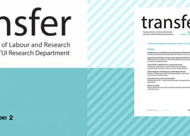 Publication – Revue Transfer