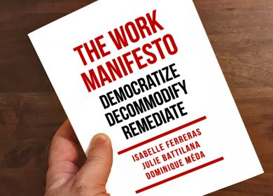 Webinaire – Democratizing Work