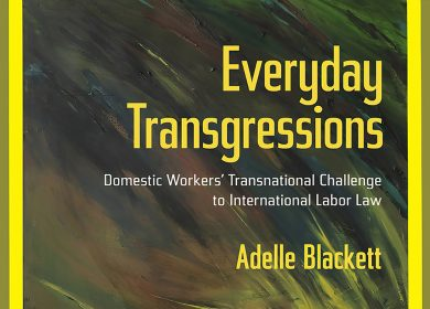Publication – Everyday Transgressions