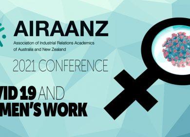 Enregistrement – AIRAANZ 2021 Conference