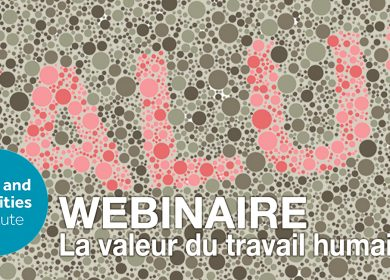 Webinaire – Work and Equalities Institute