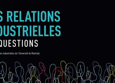 Publication – Les relations industrielles en questions