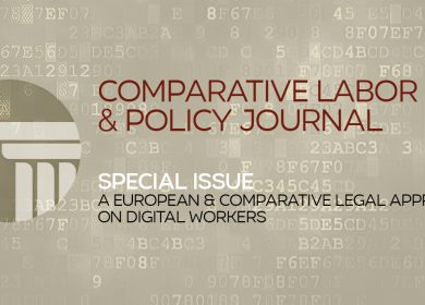 Publication – Comparative Labor Law & Policy Journal