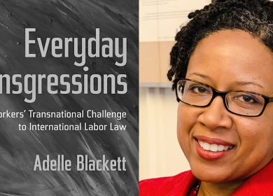 Podcast – In Defence of Domestic Workers avec Adelle Blackett